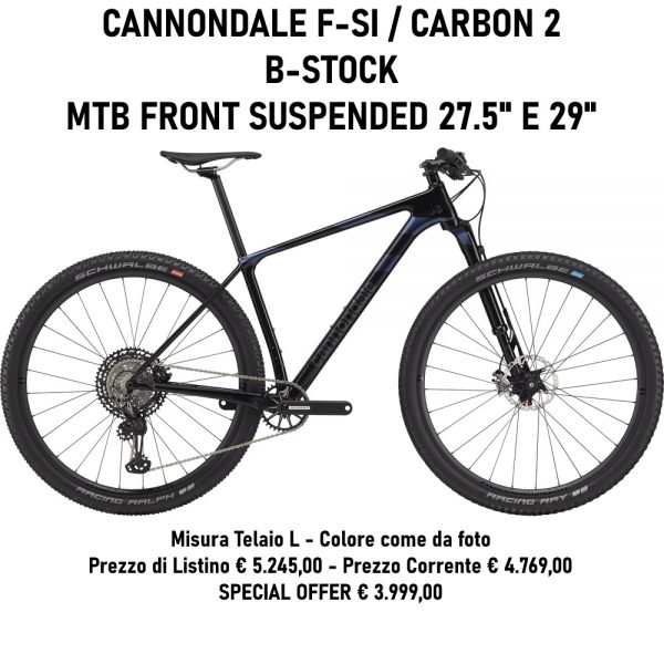 Cannondale F-SI Carbon2
