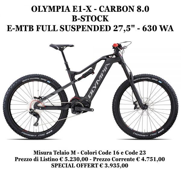 Olympia E1-X Carbon 8