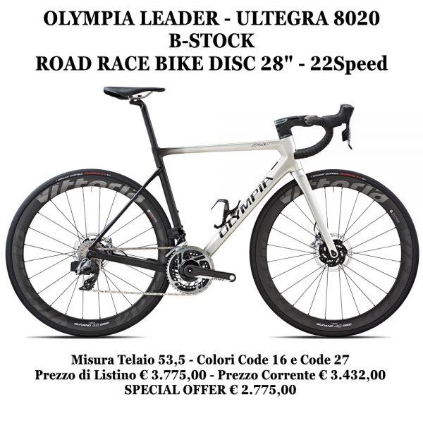 Olympia Leader Ultegra8020
