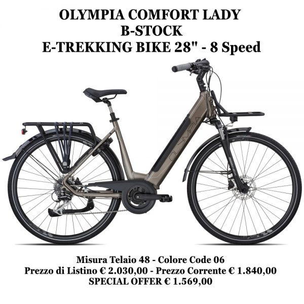 Olympia comfort lady